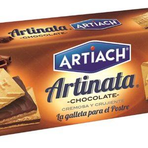 Barquillo relleno chocolate Artiach