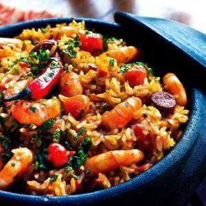 Comida preparada y catering