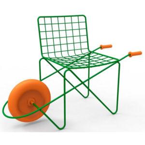comprar silla carretillo
