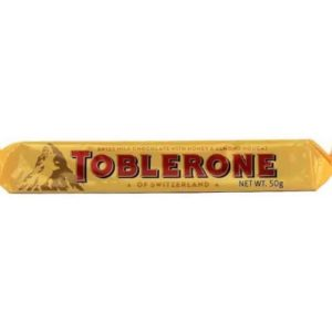 Chocolate Toblerone 50g