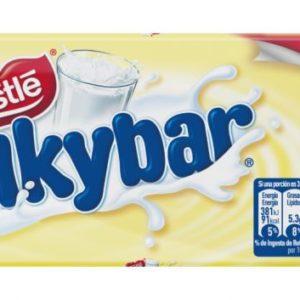 Chocolate blanco Milkybar 100gr