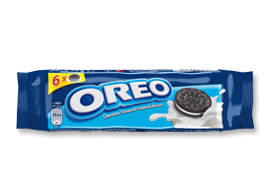 Galletas Oreo pack 6