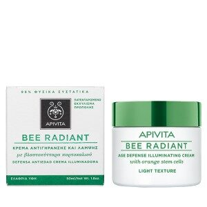APIVITA BEE RADIANT CREMA LIGERA 50 ML