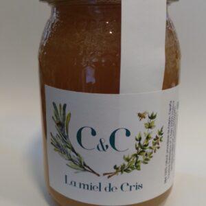 Miel de flores la miel de cris huesca