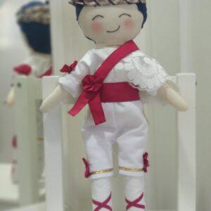 muñeco danzante