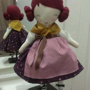 muñeca jotera