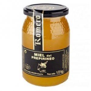 miel de romero cristal