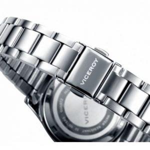 reloj de acero viceroy huesca