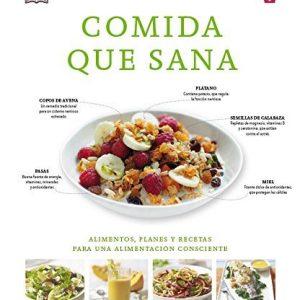libro comida sana huesca