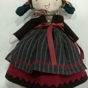 muñeca jotera huesca