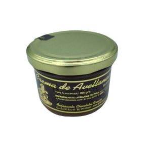 crema de avellanas huesca