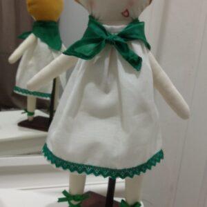 muñeca huesca peñista