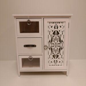 armario blanco huesca