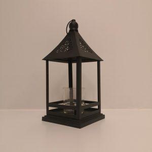 candelabro metalico huesca