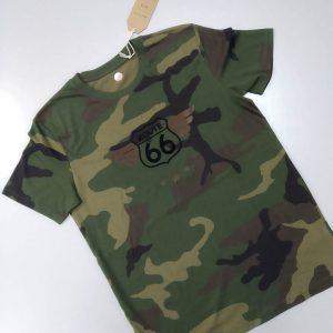 route 66 camiseta huesca