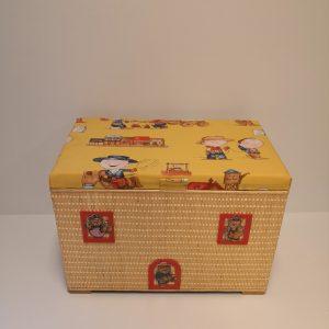 huesca caja almacen