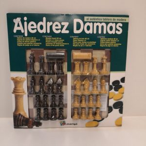 ajedrez huesca