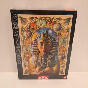 puzzle faraon huesca