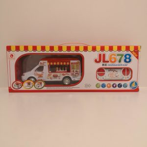 juguete furgoneta restaurante huesca