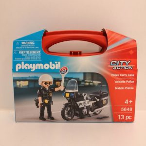 playmobil policia huesca