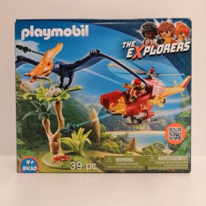 playmobil de explorers huesca