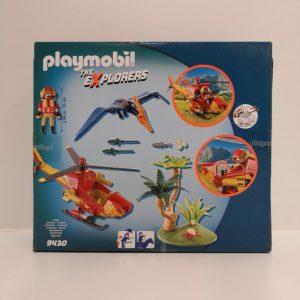 playmobil helicoptero huesca