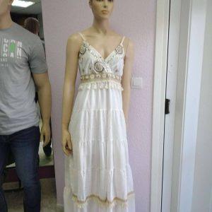 vestido blanco huesca