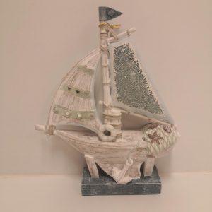 barco decorativo huesca