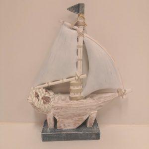 barco de decoracion huesca