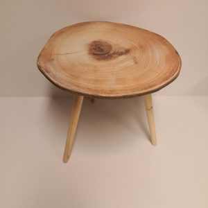 mesa de madera huesca