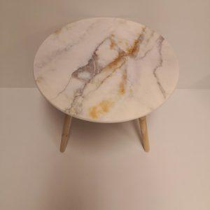 mesa marmol huesca