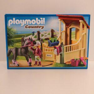 playmobil establo huesca