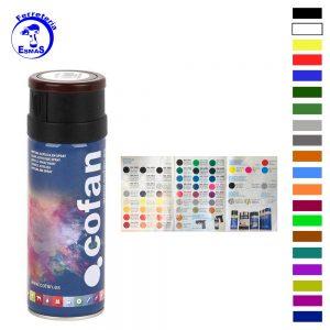 spray de colores huesca