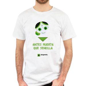 camiseta laurentina antes muerta que sencilla