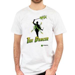 camiseta laurentina danzante