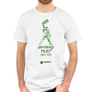 camiseta laurentina queen