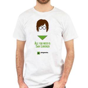 camiseta huesca john lennon