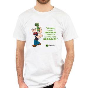 camiseta laurentina borrajas