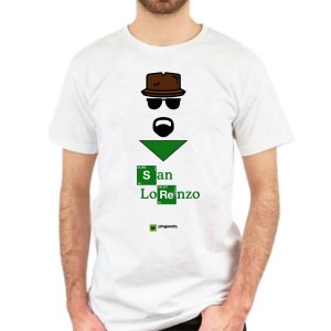 camiseta huesca breaking bad
