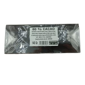 chocolate 80% huesca