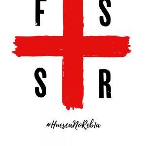 camiseta FSSR huesca