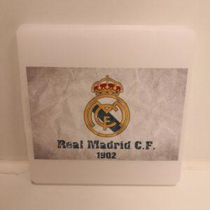 estuche mascarillas Real Madrid