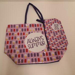 bolsa de verano