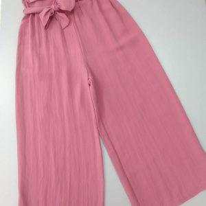 pantalon rosa mujer huesca