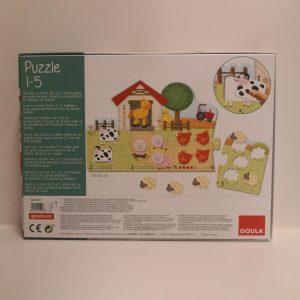 puzzle infantil huesca