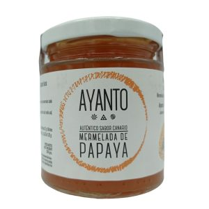 mermelada de papaya huesca