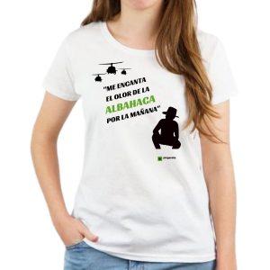 camiseta huesca albahaca
