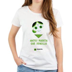 camiseta san lorenzo calavera