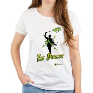 camiseta huesca danzante