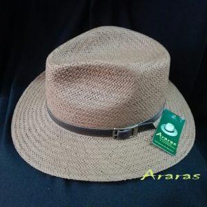 Sombrero Indiana papel indeformable con cinturón CS201